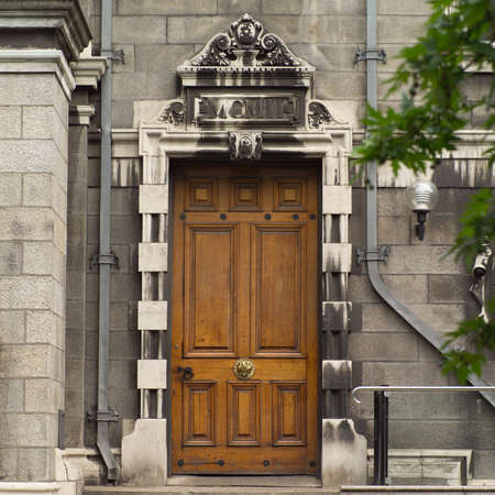 Dublin, Ireland - Trinity College Stock Photo - 179094