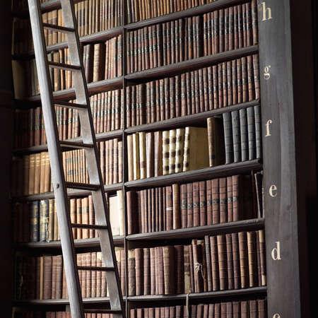 Dublin, Ireland - Trinity College Stock Photo - 179108