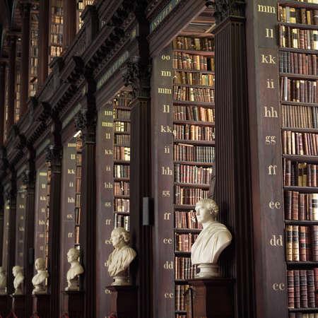 Dublin, Ireland - Trinity College Stock Photo - 179111