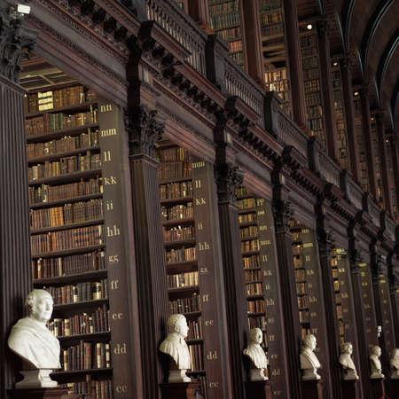Dublin, Ireland - Trinity College Stock Photo - 179112