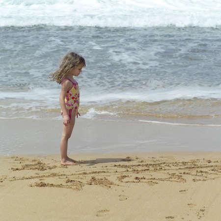 ocean waves: Family Vacation - Hawaiian Islands of Molokai and Kauai Stock Photo