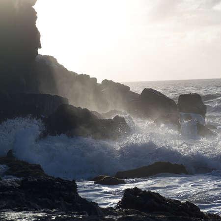 Hawaiian Islands of Molokai and Kauai - Ocean Views photo
