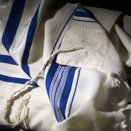 tallit: Judaica symbol - Prayer Shawl - Tallit