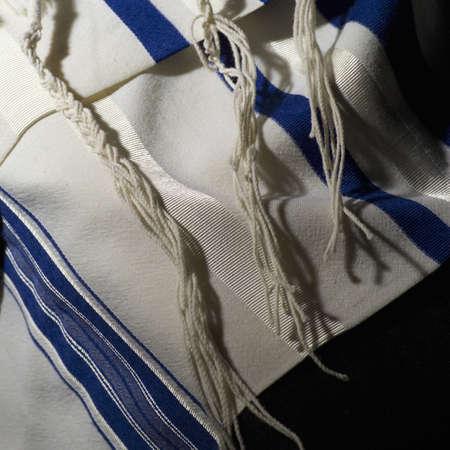 jewish: Judaica symbol - Prayer Shawl - Tallit