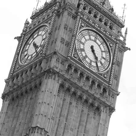 distinction: Big Ben - Houses of Parliament, London England