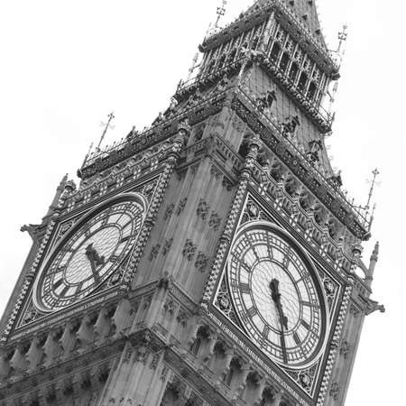 Big Ben - Houses of Parliament, London England