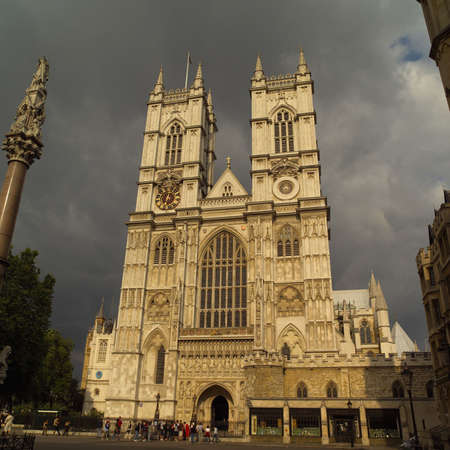Westminister Abbey - London, England photo