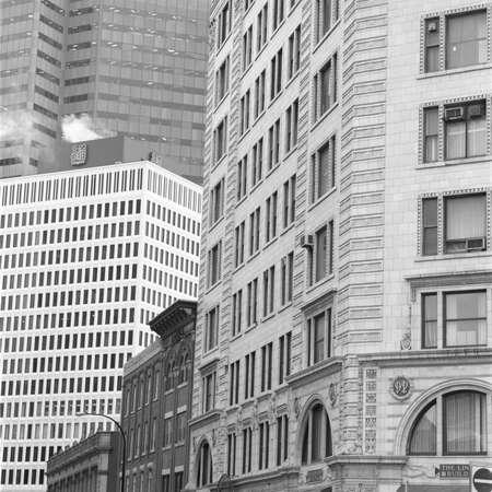winnipeg: Photographs of Winnipeg Architecture Stock Photo