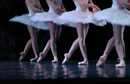 Ballet - Live Performance Stock Photo