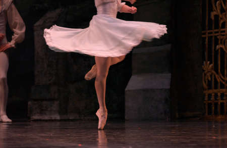Ballet - Live Performance Stock Photo - 180357