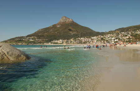 Capetown - Camps Bay, South Africa photo