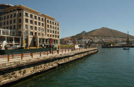 capetown: Capetown, Waterfront - South Africa Stock Photo
