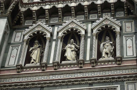 florence italy: Duomo Cathedral - Florence, Italy Stock Photo