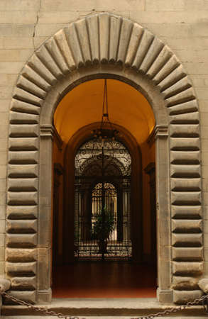 Doors of Florence Stock Photo - 180647