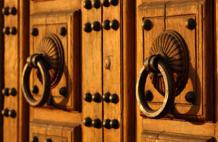 Doors of Florence Stock Photo - 180650