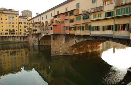 Ponte Vecchio - Florence, Italy photo