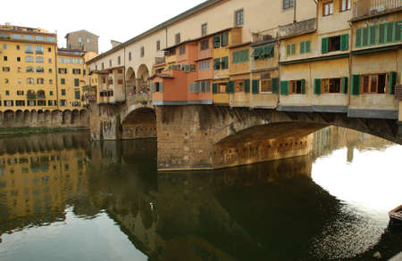 Ponte Vecchio - Florence, Italy photo
