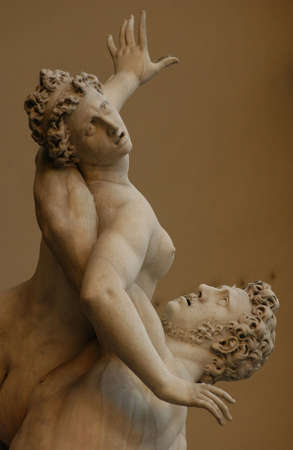 Statues of Florence, Italy Stock Photo - 180712