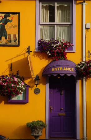 Ireland - Kinsale, County Cork Stock Photo - 181226