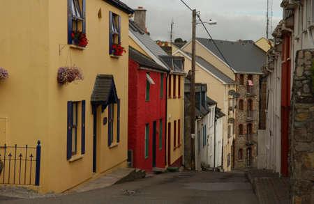 Ireland - Kinsale, County Cork Stock Photo - 181228