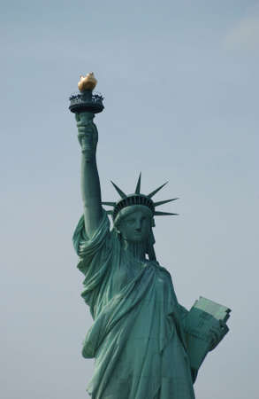 New York City - Statue of Liberty Stock Photo