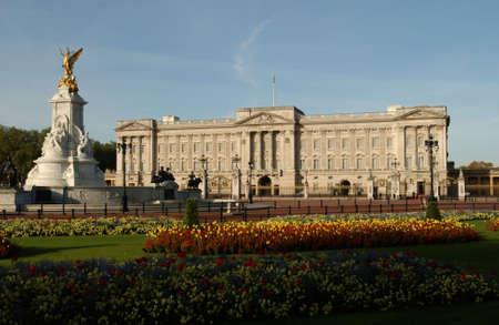 Buckingham Palace - London England