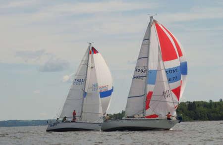 Lake - boats