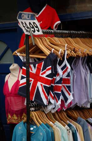 Portobello Market - London, England Stock Photo