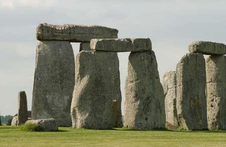 hedges: Stone Hedge - England