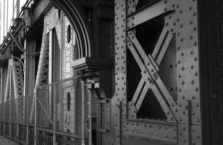 New York City - view from Manhattan Bridge