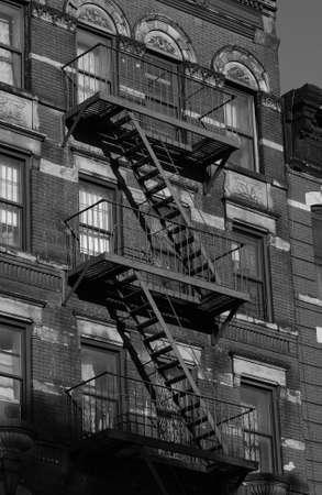 lower east side: Nueva York - Lower East Side  Foto de archivo