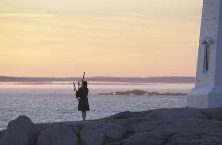 gaita: Nueva Escocia, Canad�