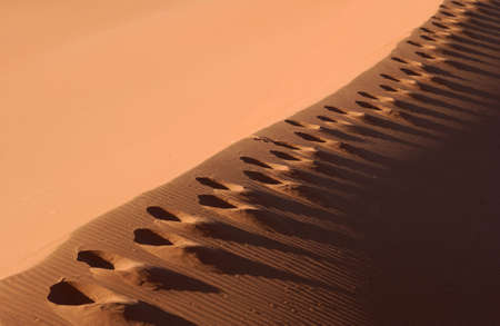 namib: Sand Dunes of Sossusvlei - Namib desert, Namibia