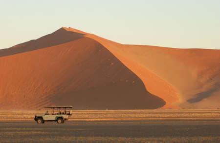 cape mode: Sand-D�nen von Sossusvlei - W�ste Namib, Namibia