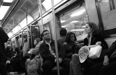 Subway, New York City Stock Photo - 183609