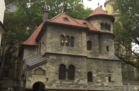 jewish quarter: Photographs of Jewish Quarter, Prague, Czech Republic