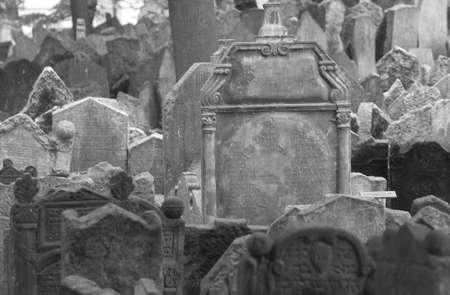 Photographs of Jewish Quarter, Prague, Czech Republic photo