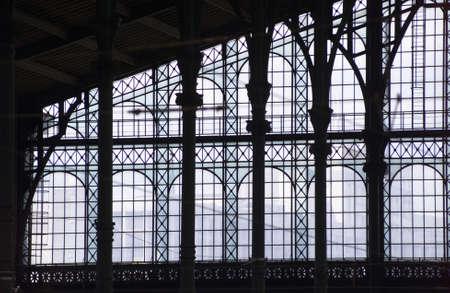 Gare du Nord - Paris, France Stock Photo
