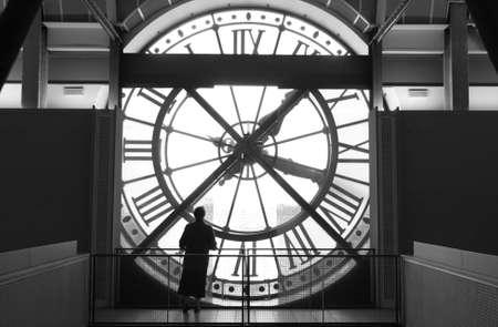 Musee dOrsay, Paris, France Stock Photo