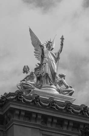 garnier: Opera Garnier, Paris, France