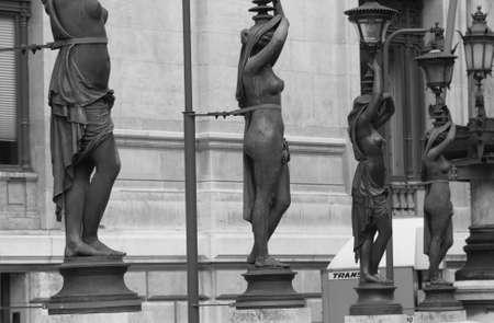 Opera Garnier, Paris, France Stock Photo - 184037