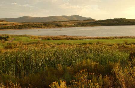 Coastal Landscape - South Africa photo