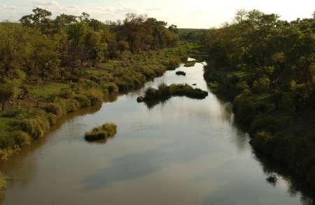 African Landscape - Kruger National Park photo