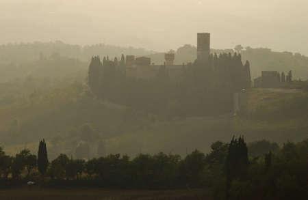 tuscana: Baidia a Passignano - Tuscany, Italy