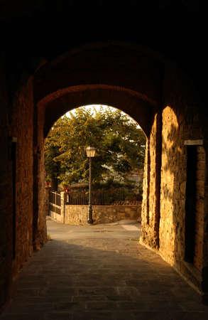 chianti: San Donato in Chianti, Tuscany - Italy