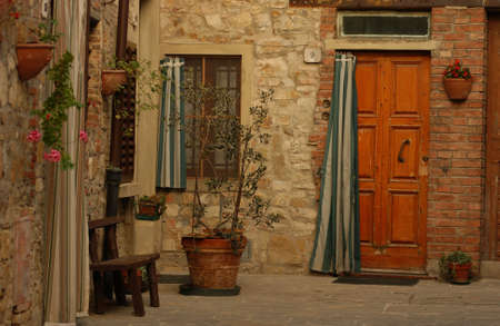 San Donato in Chianti, Tuscany - Italy Stock Photo - 184845