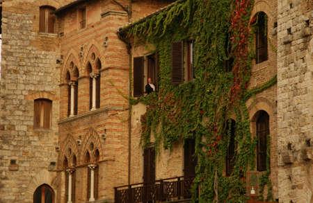 tuscana: San Gimignano, Tuscany - Italy