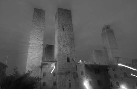 San Gimignano, Tuscany - Italy photo