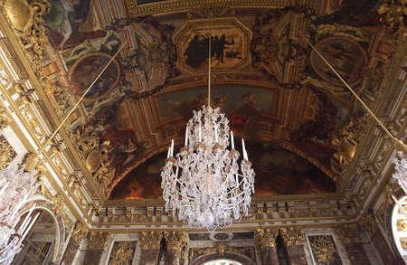 grand palace: Chateau de Versailles, France