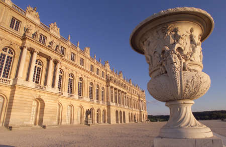 Chateau de Versailles, France Stock Photo - 185514